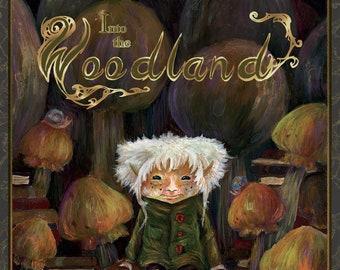 Into The Woodland - Francesca Paiocchi Artbook
