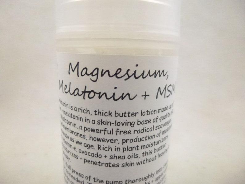 Magnesium Melatonin MSM, melatonin sleep aid, magnesium lotion, msm lotion,  magnesium and melatonin lotion, melatonin for rest, sleep