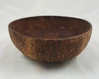 Handmade Coconut Bowl, coconut shell bowl, karmic bowl, natural bowl, coconut shell bowl, handcrafted bowl, beautiful bowls, coconut bowl