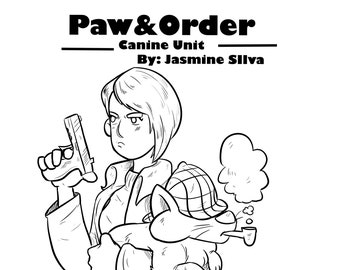 Paw And Order/Comic/Original Comedic Story