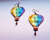 Jewelry air balloon dangl...