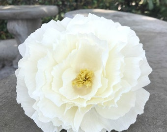 Huge paper flowers etsy popular items for huge paper flowers mightylinksfo