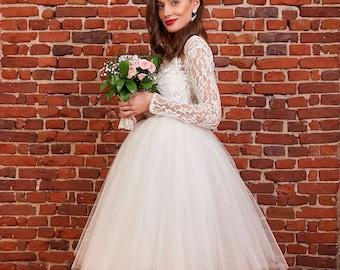 b140c39bf0cf1 Steampunk wedding dress | Etsy