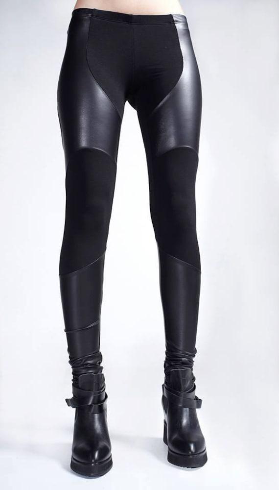 Super discount stylish design huge range of Womens Leggings, Leather Leggings, Slim Fit Pants, Black Leather Pants,  Faux Leather Pants, Vegan Leather Pants, Leggings For Women, Pants