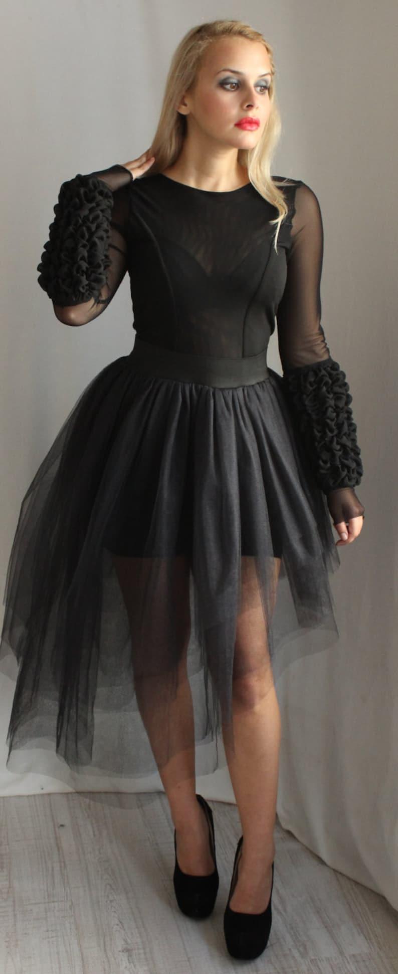Formal Dress For Women Plus Size Wedding Dress Black Dress | Etsy