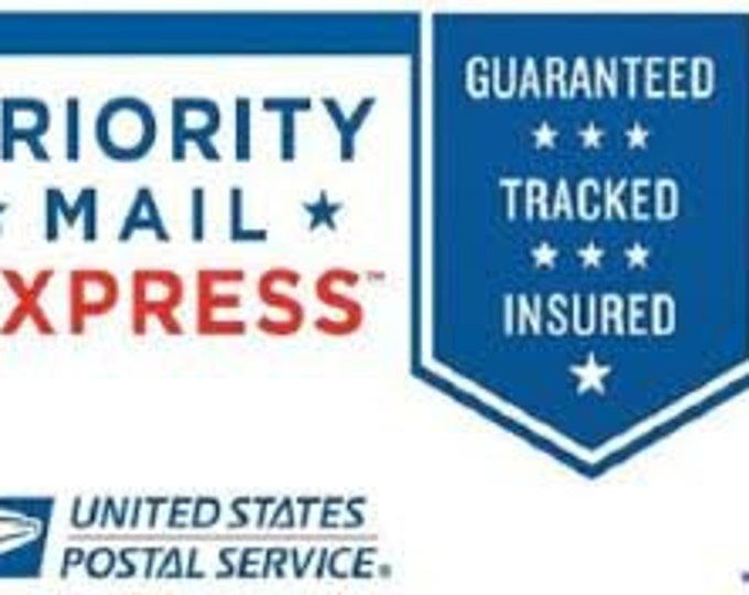 USPS Priority Express Shipping Upgrade