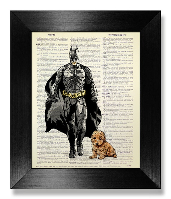 BATMAN BIRTHDAY Gift Man Him Dad GIFT Boyfriend Husband
