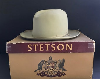 2318a0b74a0cb1 Stetson Royal Hat with Original Box from Millers For Men Portland Oregon  Size Medium 7 1/8