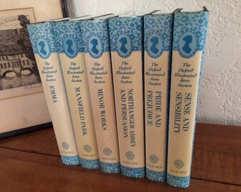 The Oxford Illustrated Jane Austen