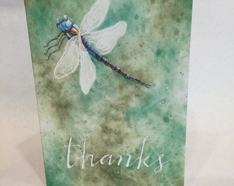 Dragonfly Thank You