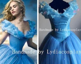 Handmade - Cinderella Dress 32edd0170f9c