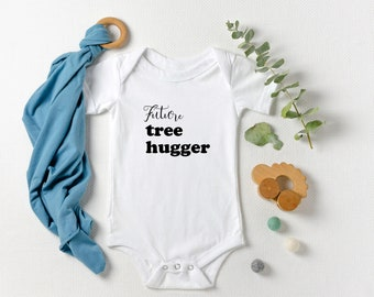 Hiking baby clothes Outdoor lover Barefoot Explorer Nature Body suit