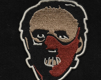 HANNIBAL Horror Movie Patch - Iron On