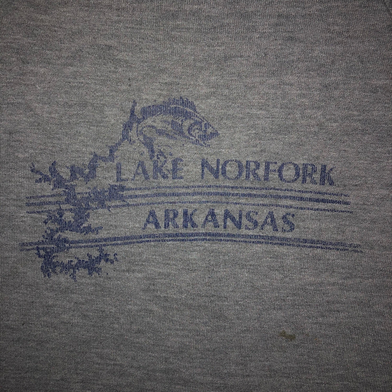 80s Tops, Shirts, T-shirts, Blouse   90s T-shirts Vintage 1980S Lake Norfork Rayon Blend Burnout Sweatshirt Large Arkansas 80S Jerzees Tag $30.00 AT vintagedancer.com