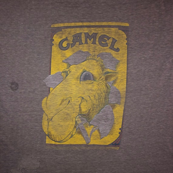 Vintage Camel Smoking 80\u2019s 3 blend Made in USA
