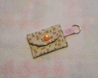 Mini coin purse or token holder