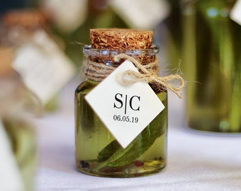 """Tiny Initial Tags 1x1"""" Printable Initial Tags for Succulents, Favors, Miniature bottles etc """"Rosie"""", Editable PDF"""