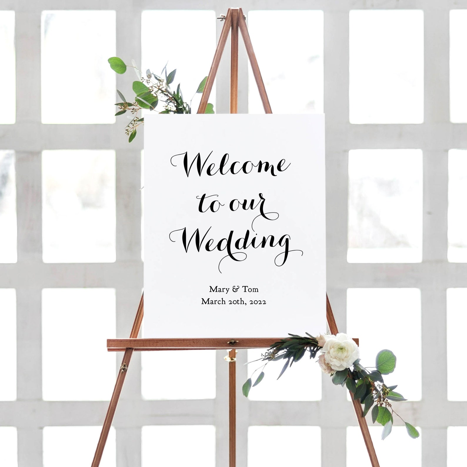 Totally Gorgeous Same Sex Wedding Signs For Your Big Day