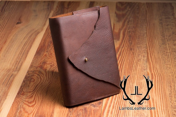 Genuine Thick Leather Bible Cover The Original Leather