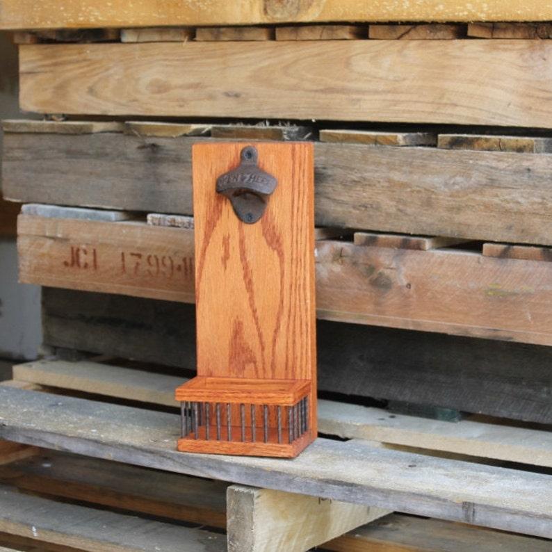 ef14319cd0e Handgemaakte wand flesopener flesopener flesopener met   Etsy