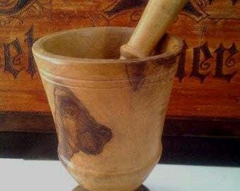 Vintage mortar