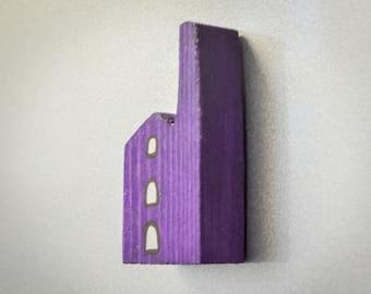 Poldark Tin Mine Refrigerator Magnet. 90 Colour Options. Handmade to Order.