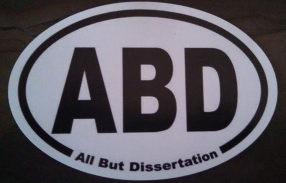 Abd all but dissertation really good college essays