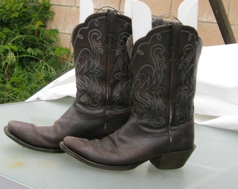 feb47c01ccf Fancy cowboy boots | Etsy