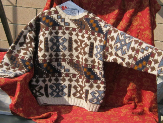 Shetland Wool Sweater, Royal Scott Sweater