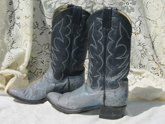 Cowboy Boots , Cutter Bill , Western World , Houst
