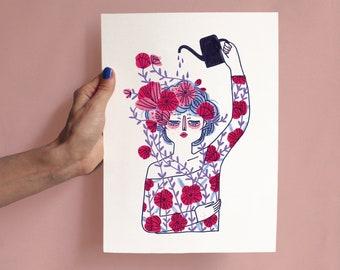 Bloom (artprint)
