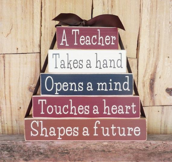 a teacher takes a hand opens a mind and touches a heart ile ilgili görsel sonucu
