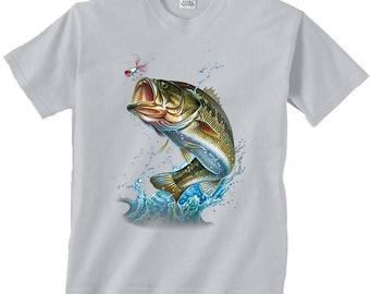 Action Bass T-Shirt