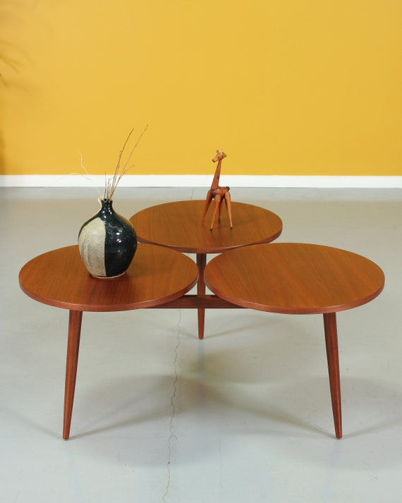 Incredible Mid Century Greta Grossman Style Walnut Coffee Table Gmtry Best Dining Table And Chair Ideas Images Gmtryco