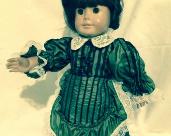 Haunted Mansion costume for the American Girl doll