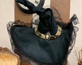 Baphomet Witch Hat
