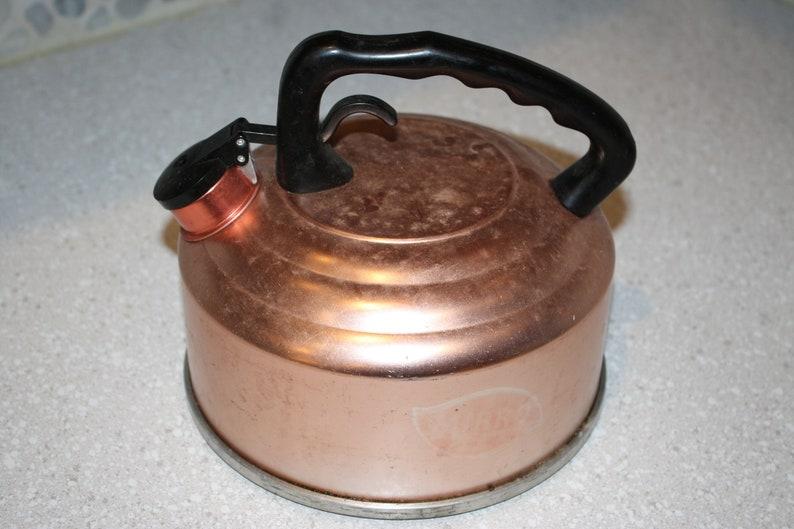 Mirro Aluminum teapot