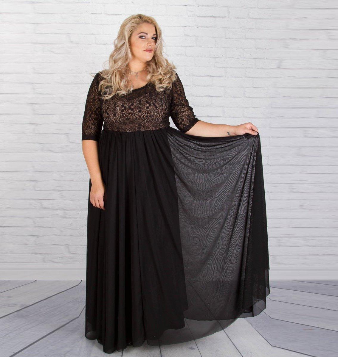 Women Dress Black Dress Plus Size Dress Formal Dress Maxi | Etsy