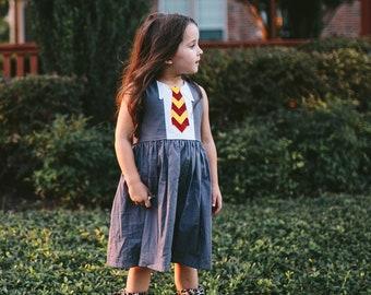 Harry Potter Dress | Harry Potter | Hogwarts Dress | Harry Potter Birthday | Hermione Dress | Harry Potter Costume | House of Gryffindor