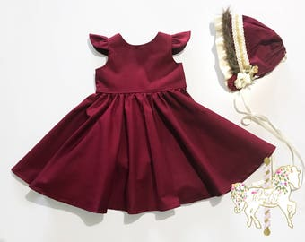 b0a672e360f Toddler christmas dress