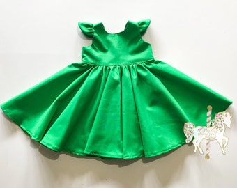 41b919dad35 Classic Crimson Dress Christmas Dress Burgundy Girls
