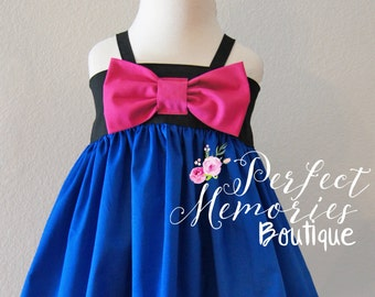 Anna Dress | Frozen Dress | Anna Princess Dress | Princess Dress | Toddler Princess Dress | Frozen Birthday Party | Anna Birthday Party