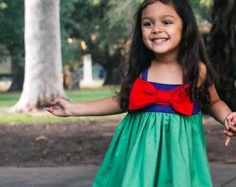 Ariel Dress | Little Mermaid Dress | Girls Mermaid Dress | Toddler Mermaid Dress | Little Mermaid Birthday Party | Baby Mermaid | Mermaids