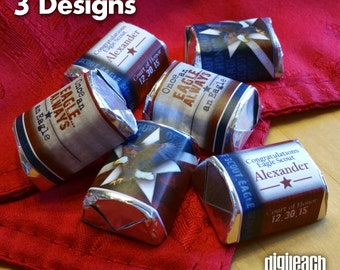 Eagle Candy Wrappers
