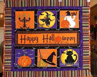 Happy Halloween Wall Hanging
