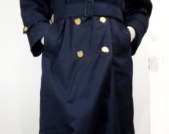 62cfca585b2 Authentic Burberry Women s Military Style Coat Petite 6