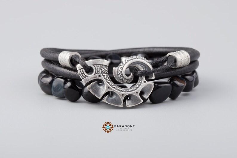 fb0d1e2d6 ... maori polynesian style bracelet tattoo black and white · image 0 ...