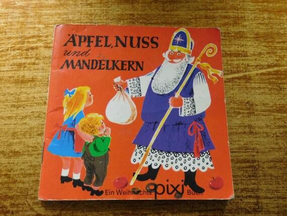 Äpfel Nuss und Mandelkern - xmas PIXI-Serie 1