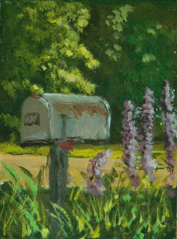 Rural Mail Box