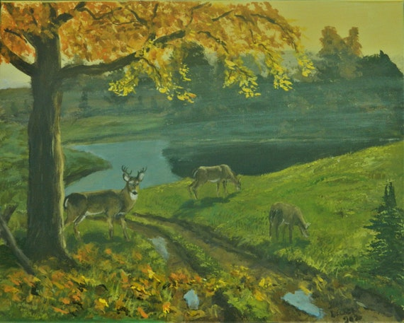 AUTUMN LANDSCAPE     Wildlife